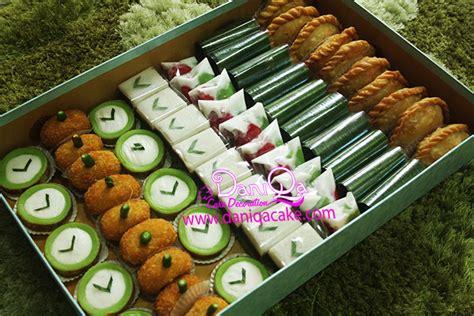 Miniatur Snack Dalam daniqa cake and snack kue basah