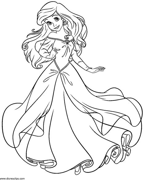 disney princess coloring pages little mermaid little mermaid coloring pages coloring pages princess
