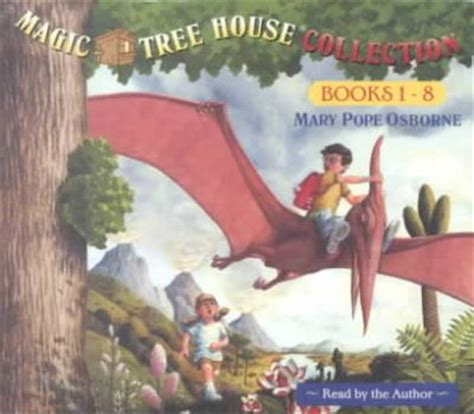 magic tree house book list magic tree house collection books 1 8 mary pope osborne