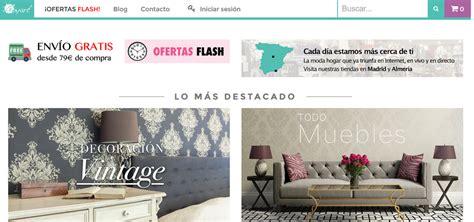 complementos decoracion tu tienda online de decoracion 6 tiendas de decoraci 243 n online espa 241 olas que no conoc 237 as