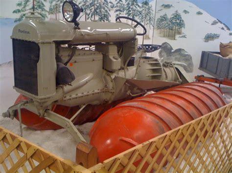 1929 fordson snow machine concept video wimpcom ford barn 187 2010 187 june