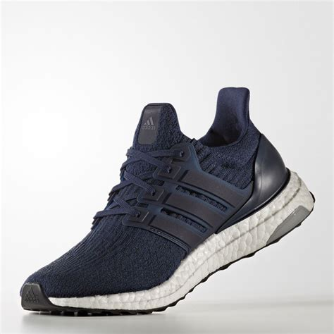 sneakers mens adidas ultra boost mens blue sneakers running road sports