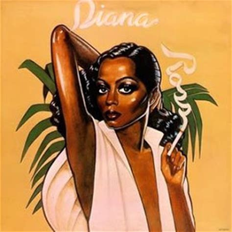 by ken levine diana ross as hot lips stale popcorn the album covers of diana ross