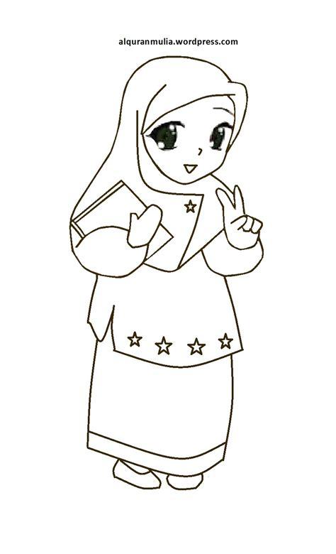 film kartun islami untuk anak download mewarnai gambar islami www imgkid com the image kid
