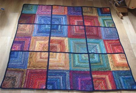 frau schulz decke anleitung farbenfaden 9 9 farbenfaden decke