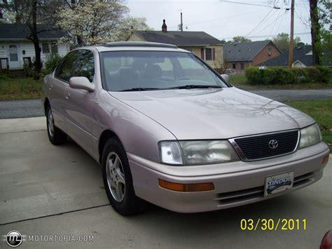 1997 Toyota Avalon Xls 1997 Toyota Avalon Xls Id 24235