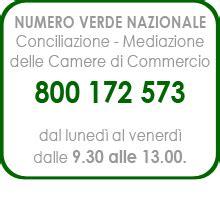 numero verde popolare di sondrio conciliazione mediazione di commercio varese