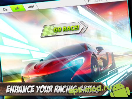 turbo racing apk turbo racing league mod apk