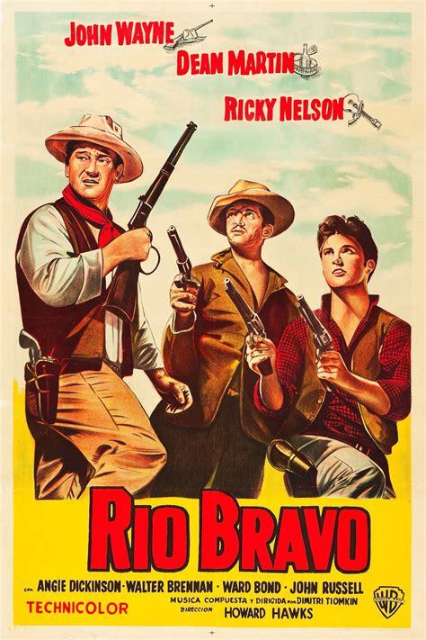 film cowboy rio bravo rio bravo 1959 movies film cine com