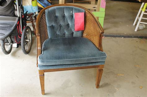 vanhook co reupholstering chair part two