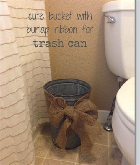 bathroom trash can ideas bathroom trash can ideas pinterest