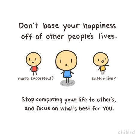 Seeing What Others Don T 1 why comparisons is ruining your happiness a less ordinary