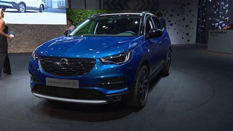 Opel Neuheiten 2020 by Opel Neuheiten 2017 Best Car News 2019 2020 By