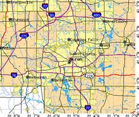 Map Of Summit County Ohio by Summit County Ohio Detailed Profile Houses Real Estate