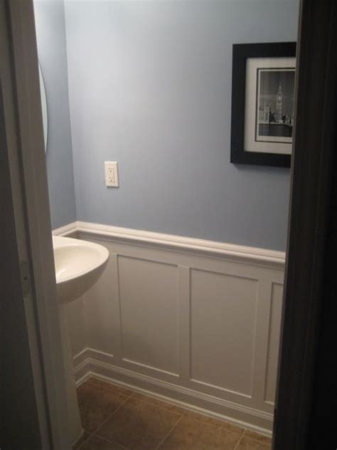 wainscoting lowes ideas  pinterest kitchen