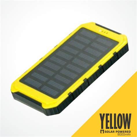 Power Bank Solar Di Malaysia power bank solar yellow easydrive malaysia