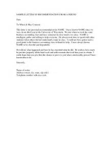 friend reference letter template recommendation letter for a friend template best sample recommendation letter for a friend job cover