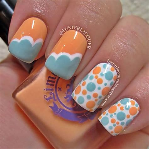 Cool Nail Designs Easy by 15 Cool Easy Summer Nail Designs Ideas For 2013