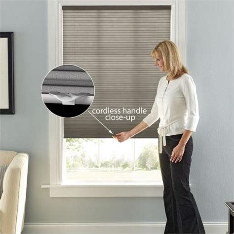 Graber Cordless Blinds cordless graber 3 8 quot single cell light filtering shade from blinds traditional cellular