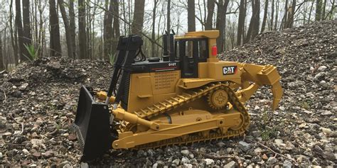 best bulldozer machinist 3d prints an incredibly realistic r c