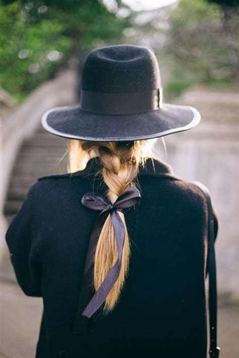 wear a hat with braids how to wear your hair under your fall season hat hair