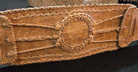 cuero crudo artesanias en cuero cinto gaucho tirador cuero crudo