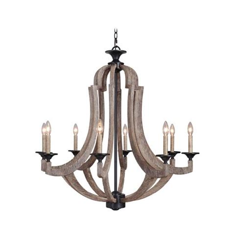 Outdoor Chandeliers For Sale Craftmade Winton Weathered Pine And Bronze Eight Light