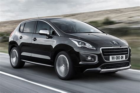 Image Gallery Peugeot 3008 2015