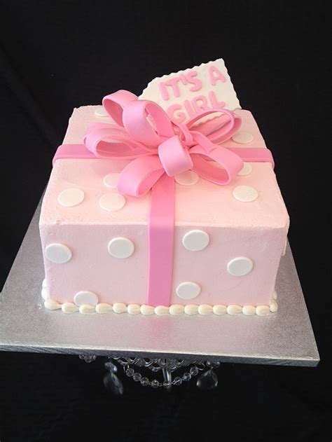 pink cakes for baby showers baby shower cakes 4 every occasion cupcakes cakes