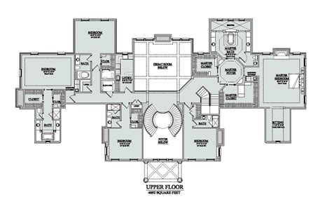 antebellum floor plans plantation floor plans