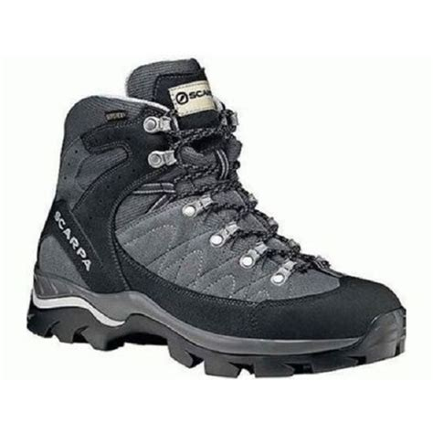 scarpa mens boots scarpa kailash tex mens waterproof hiking boots