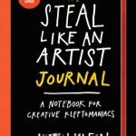 libro steal the show from lista de journals para disparar la creatividad escribir me