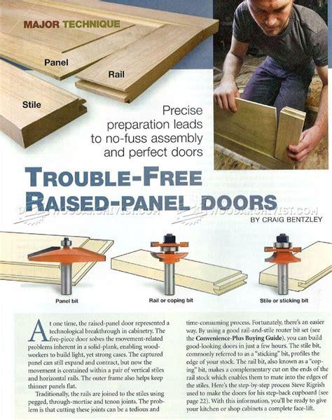 raised panel cabinet door construction the 25 best raised panel doors ideas on pinterest diy 4