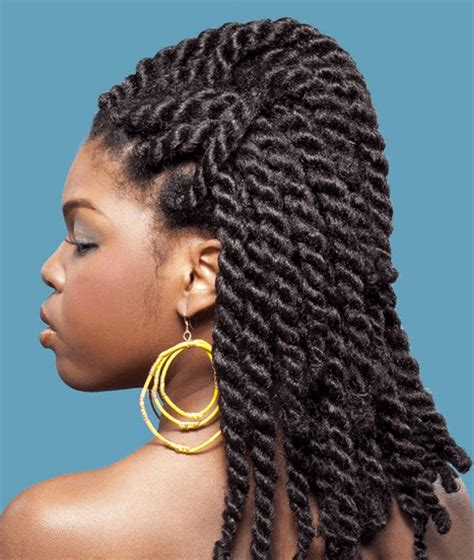 A New Twist On by Jumbo Senegalese Twist Hairstyles Memes