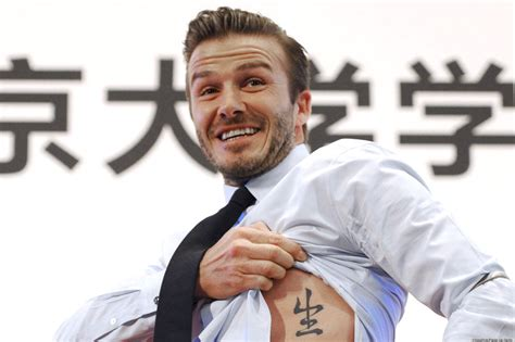 New Design Beckham Culture 8905 david beckham unveiled in china photos huffpost