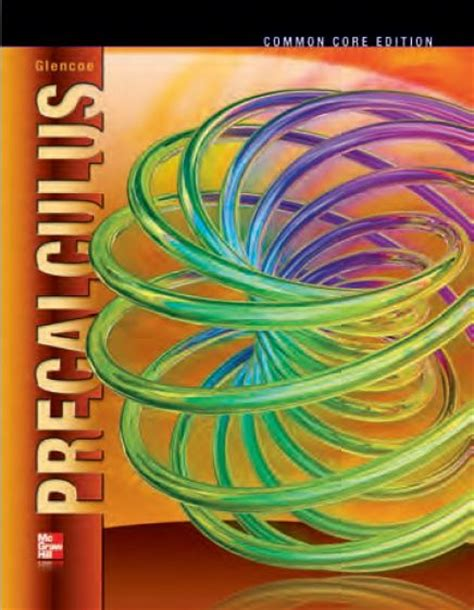 precalculus books honors precalculus