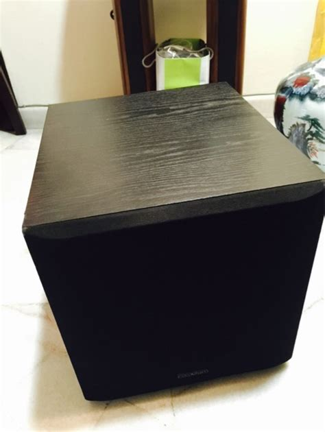Pdr Bc 34 paradigm pdr 10 subwoofer used sold
