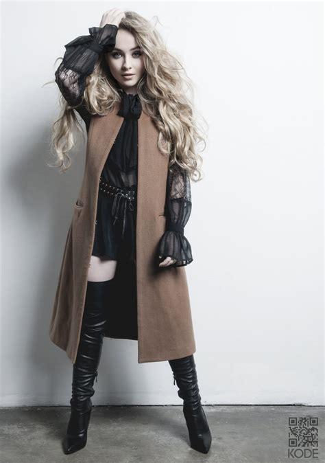 Kode 44556 Dress Style sabrina carpenter in kode magazine december 2015 issue hawtcelebs