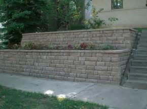 garden wall decorative blocks home inspirations
