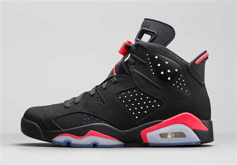 imagenes jordan retro 6 nike air jordan 6 retro black infrared the sole supplier