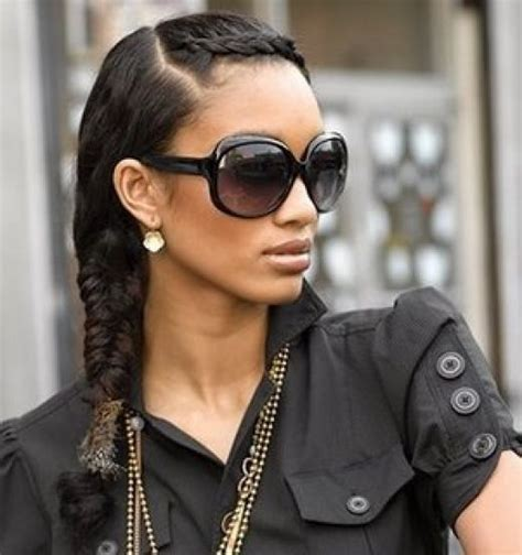african american braid hairstyles magazine fishtail braid hairstyles for black hair african