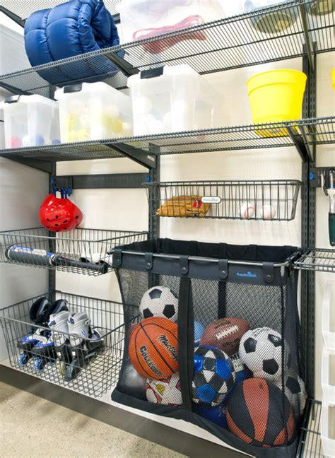 garage storage organizer organized living freedomrail garage storage traditional