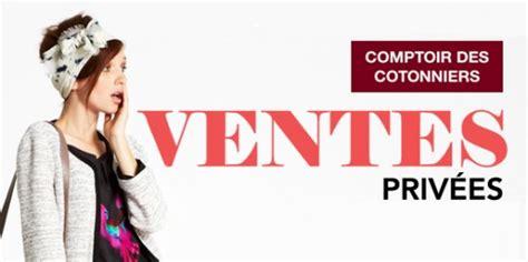 Comptoir Des Cotonniers Promo Code by Vente Priv 233 E Comptoir Des Cotonniers Pr 233 Soldes Hiver