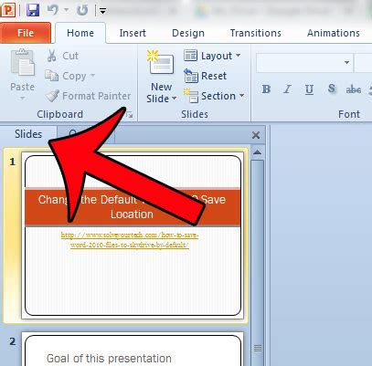 how to merge files in powerpoint 2010 solve your tech