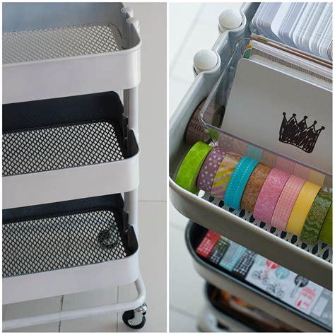 Ikea Raskog Troli 4 ikea raskog trolley diy petit pixel design