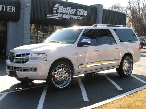 lincoln lt on 24 rims lincoln navigator with 24in dub condo wheels exclusively
