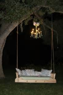 Swinging From A Chandelier Diy Pallet Swing Plans Chair Bed Amp Bench Wooden Pallet