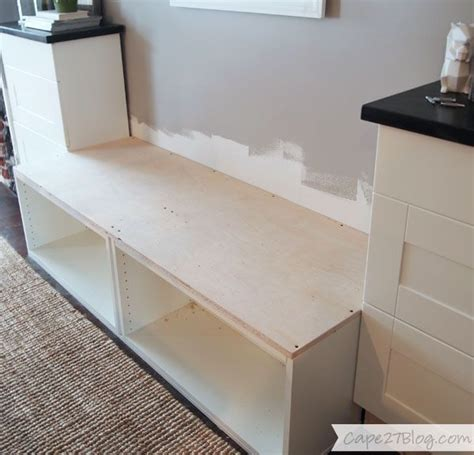 ikea cabinet banquette 25 best ideas about banquette ikea on pinterest bancs