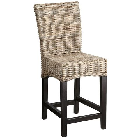 Bloomingville Rattan Counter Stool by 25 Best Ideas About Rattan Bar Stools On