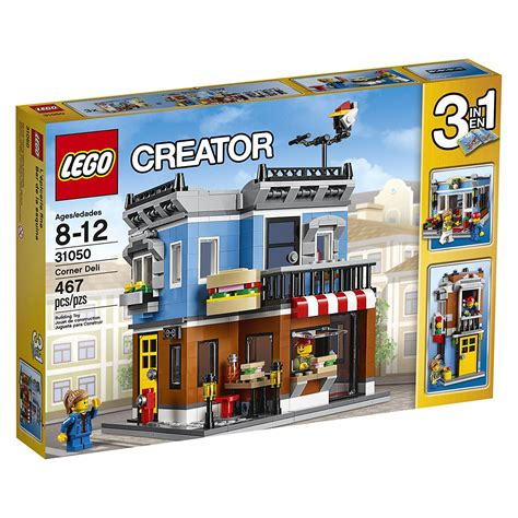 Na Hasna Ungu 3in1 Set lego creator expert 10244 fairground mixer and more discounted on news the brothers